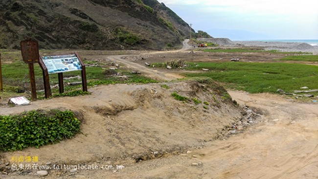 塔瓦溪出海口